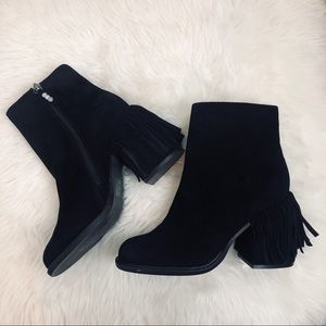 NWOT Kelsie Dagger Brooklyn Linx Booties